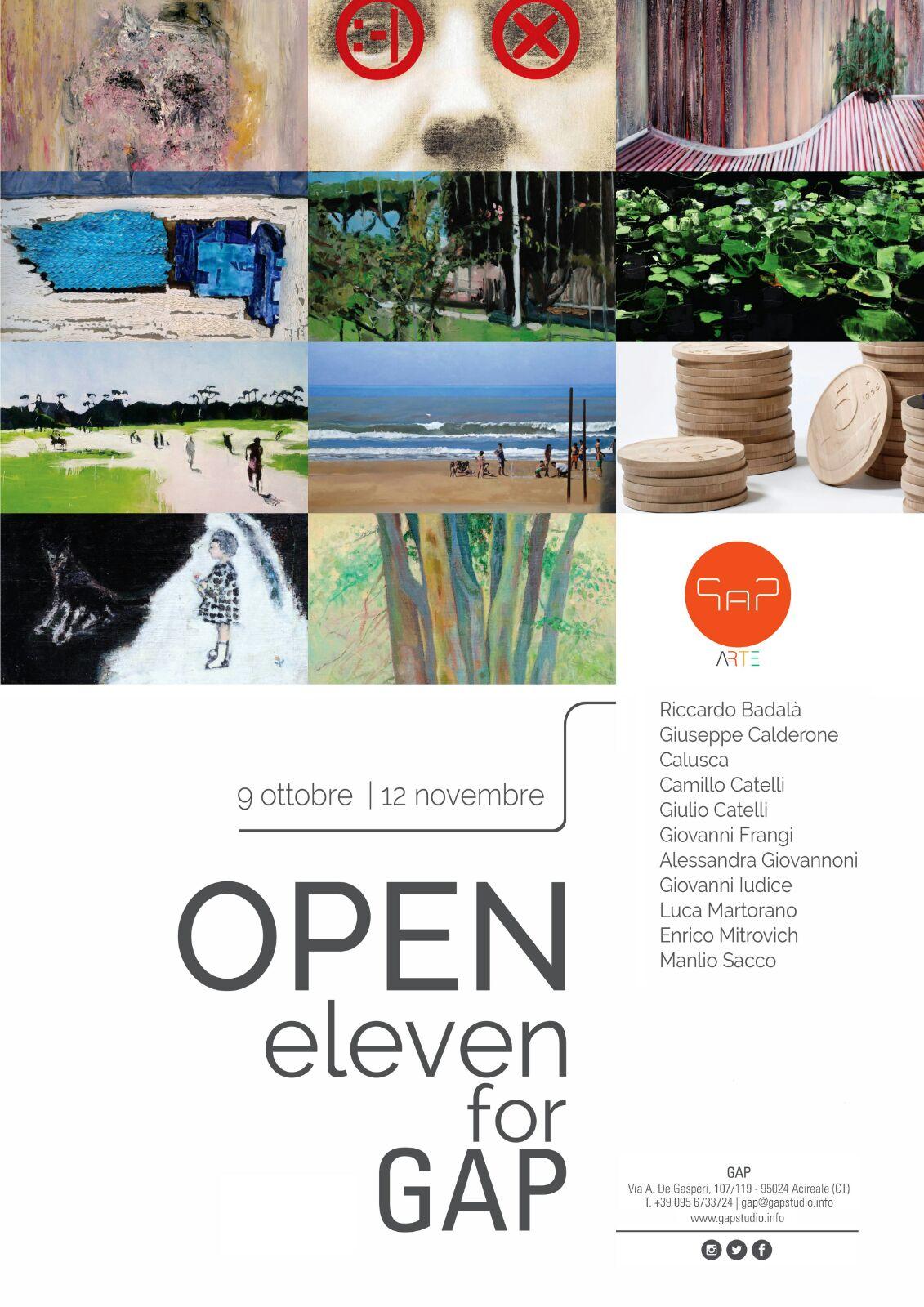 open eleven
